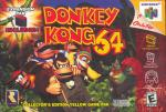 Donkey Kong 64 Boxart